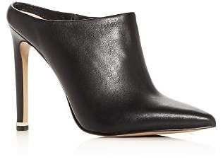 Kenneth Cole Women's Riley Pointed Toe High-Heel Mules