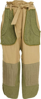 Sea O'Keeffe Quilted Pant
