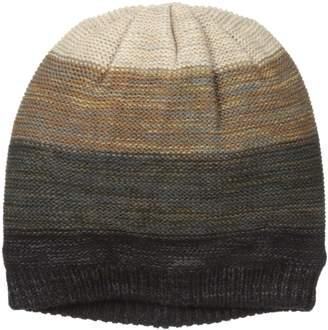 Muk Luks Men's Ombre Knit Slouch Beanie
