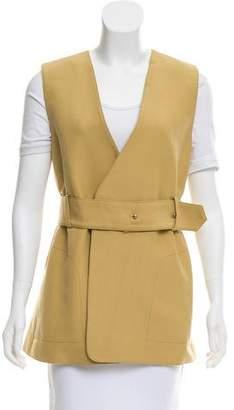 Derek Lam Casual Belted Vest
