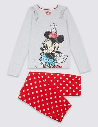Marks and Spencer Minnie MouseTM Pyjamas (1-16 Years)