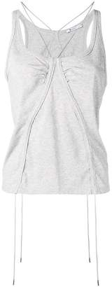 Alexander Wang string tank top