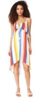 Ella Moss Prisma Shadow Dress $248 thestylecure.com