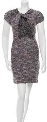 Jason Wu Tweed Mini Dress
