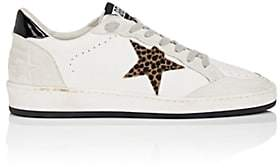 Golden Goose Women's Ball Star Leather Sneakers-White