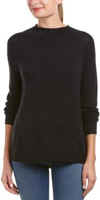 BCBGMAXAZRIA Rilla Raglan Wool-Blend Pullover
