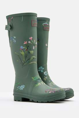 Joules Print Rain Boot (Women)