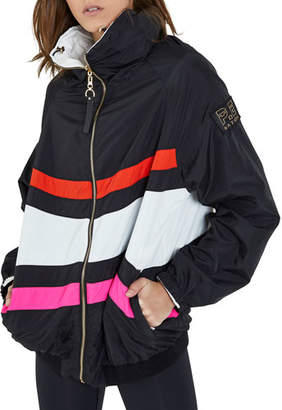 P.E Nation Easy Run Reversible Wind-Resistant Jacket