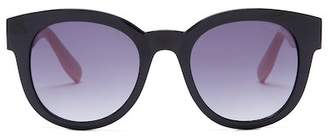 GUESS Women's 52mm Round Sunglasses