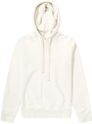 Aspesi Garment Dyed Popover Hoody