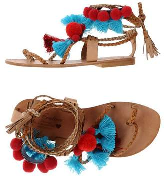 Couture GIA Toe post sandal
