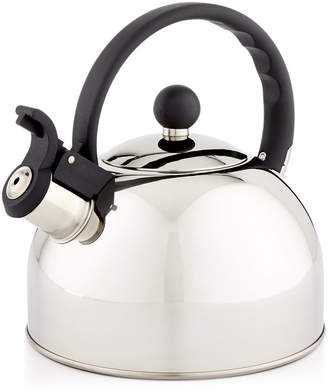 Martha Stewart Collection Essentials 1.5-Qt. Stainless Steel Tea Kettle