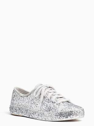 Kate Spade Keds x all-over glitter sneakers