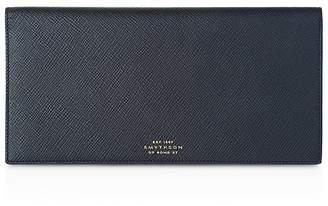 Smythson Slim Coat Wallet
