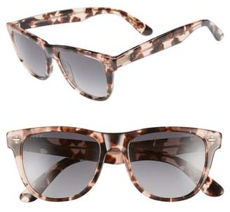 Cat Eye DIFF Kota 51mm Gradient Polarized Sunglasses