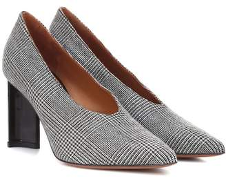 Clergerie Exclusive to Mytheresa – Kathleen glen plaid pumps