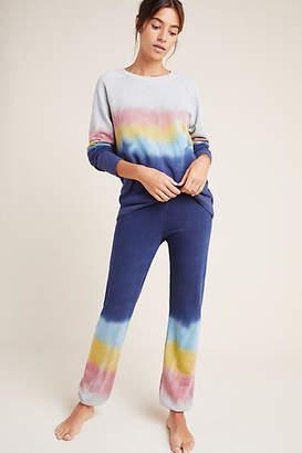 Sundry Myrna Tie-Dyed Sweatpants