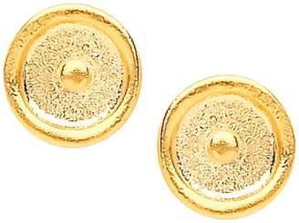 Ottoman Hands - Gold Sun Stud Earrings