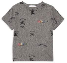Burberry Little Boy's& Boy's Logo T-Shirt