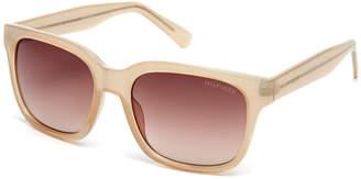Tommy Hilfiger Peach Ali Square Sunglasses