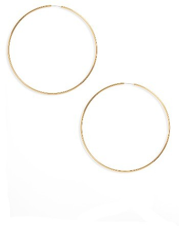 Women's Nordstrom Endless Oversized Hoop Earrings
