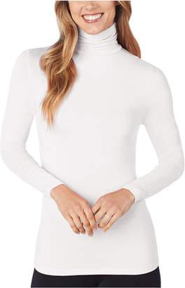 Cuddl Duds Softwear Stretch Long-Sleeve Turtleneck Top