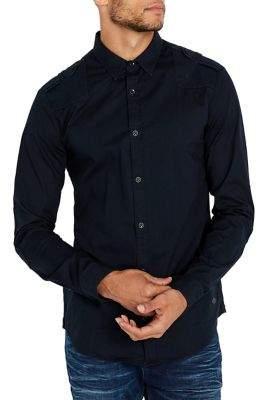 Buffalo David Bitton Woven Slim Stretch-Fit Shirt