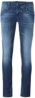 Diesel 'Groupeene' skinny jeans $205.12 thestylecure.com