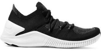... Nike Free Tr 3 Flyknit Sneakers - Black