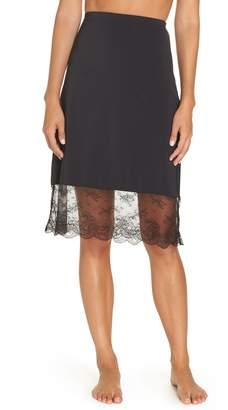 Natori Infinity Lace Trim Half Slip