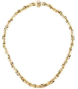 Baraka 18K Link Necklace