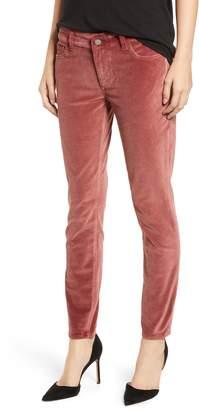 DL1961 Margaux Instasculpt Skinny Velveteen Pants