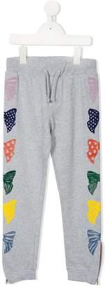 Stella McCartney Zoey Bows print trousers
