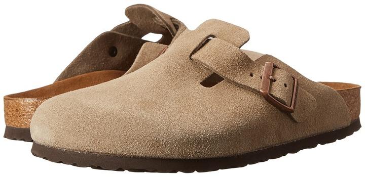 Birkenstock - Boston Soft Footbed Clog Shoes
