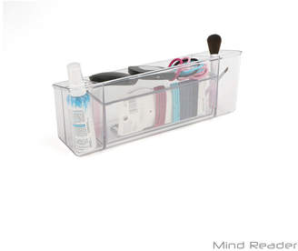 clear MINDREADER Mind Reader Cabinet and Pantry Organizer,