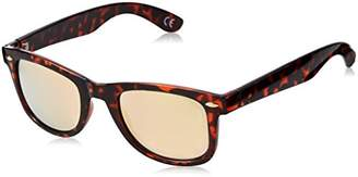 Foster Grant Color Bar 41 Wayfarer Sunglasses