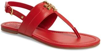 Tory Burch Everly T-Strap Flat Sandal