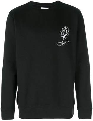 Soulland logo long-sleeve sweatshirt