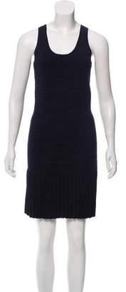 MICHAEL Michael Kors Rib Knit Mini Dress