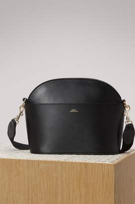 A.P.C. Gaby leather shoulder bag