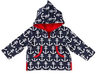 Pottery Barn Kids Anchor Terry Baby Cover-Up