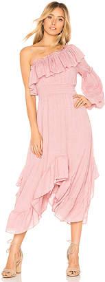 MISA Los Angeles Vola Dress