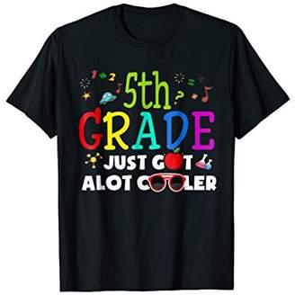 5th Grade TShirt 5th Grade T-Shirt Back To School Shirt