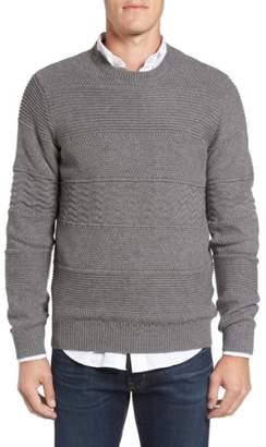 Gant Structure Crewneck Sweater