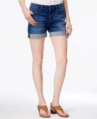 Tommy Hilfiger Cuffed Shorts, Only at Macy's $59.50 thestylecure.com