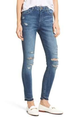 DL1961 Farrow Ripped Skinny Jeans