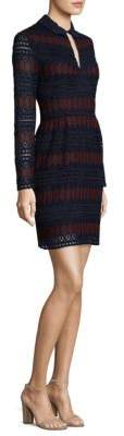 Trina Turk Long Sleeves Dress