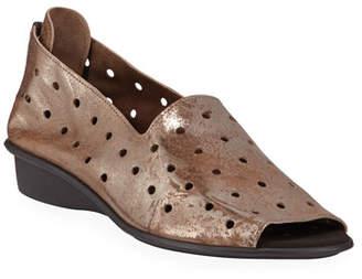 Sesto Meucci Edwina Perforated Comfort Sandals