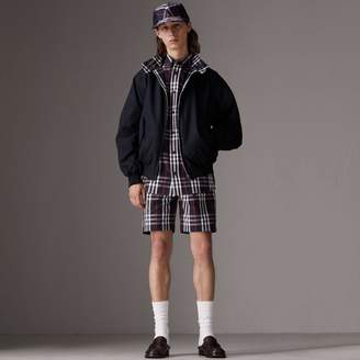 Burberry Gosha x Reversible Harrington Jacket