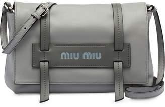 6a84ad0f0e21 at Farfetch · Miu Miu Grace Lux shoulder bag